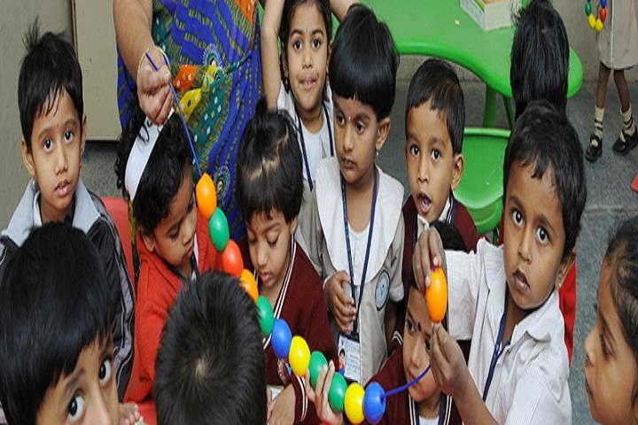 Vinayaka Public School-Activities