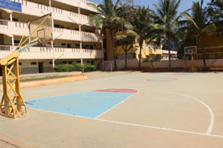 Vinayaka Public School-Basket Ball Court