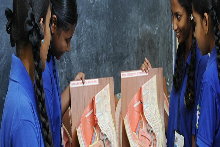 Vinayaka Public School-Biology Lab