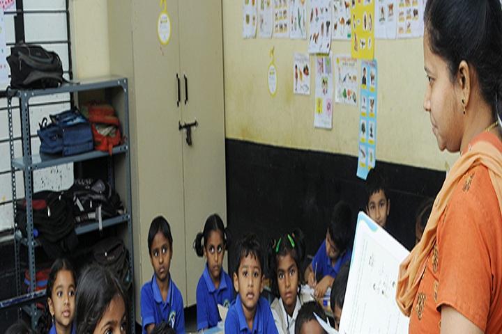Vinayaka Public School-Classroom