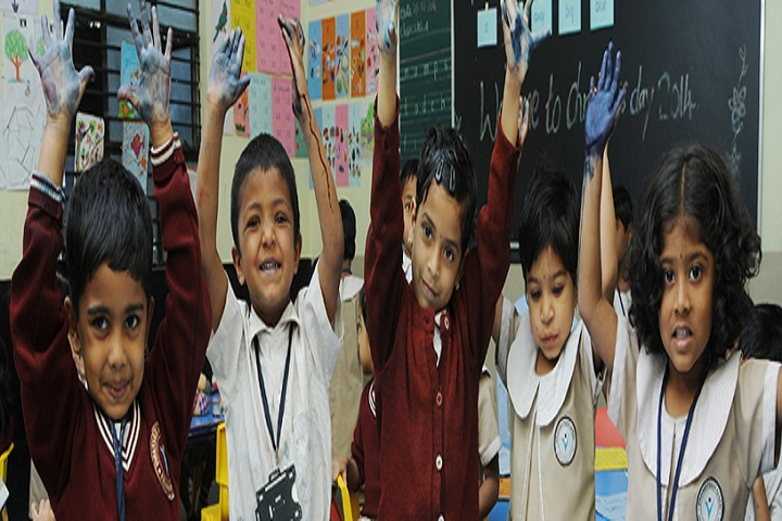 Vinayaka Public School-Extracurricular Activities