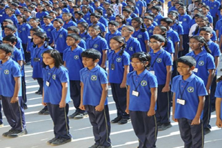 Vinayaka Public School-Prayer