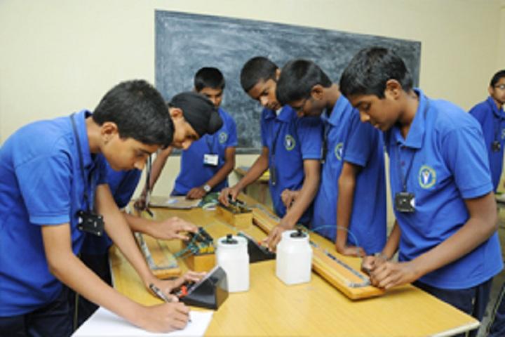 Vinayaka Public School-Science Lab