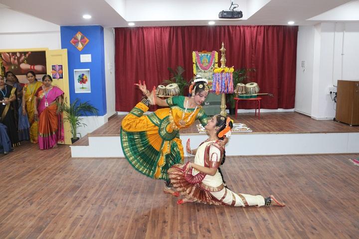 Bangalore International Public School-Classical Dance