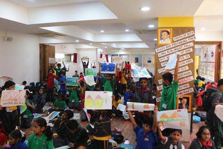 Bangalore International Public School-Drawing Competition