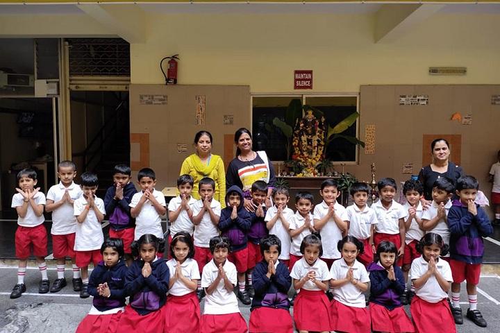 Bangalore International Public School-Festival Celebrations