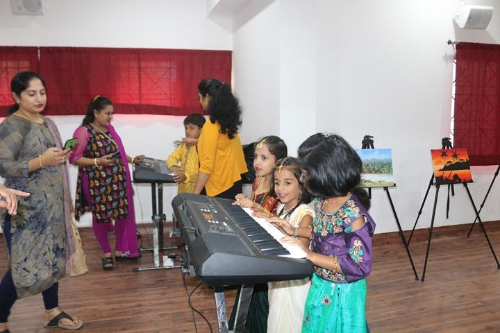 Bangalore International Public School-Music Classes
