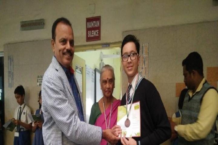 Bangalore International Public School-Prizes