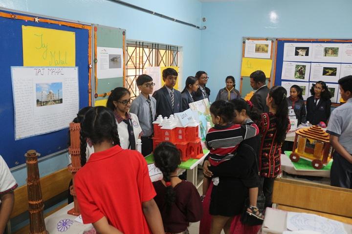 Bangalore International Public School-Science Exhibitions