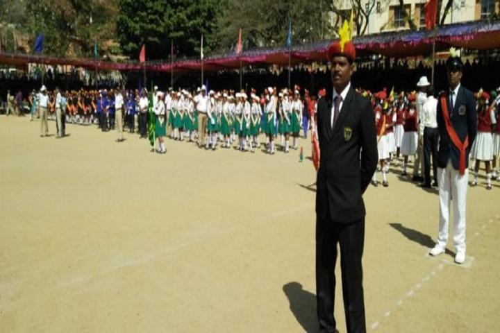 Bangalore International Public School-Sports Day