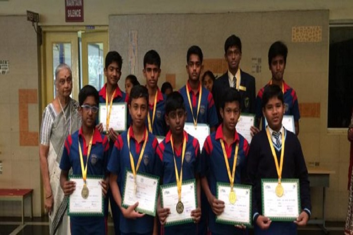 Bangalore International Public School-Sports Winner