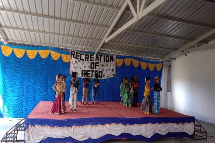 Anantha International School-Events