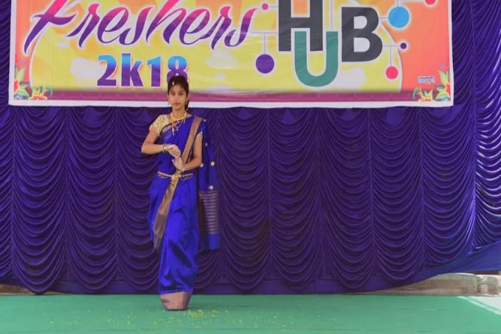 Anantha International School-Freshers Day