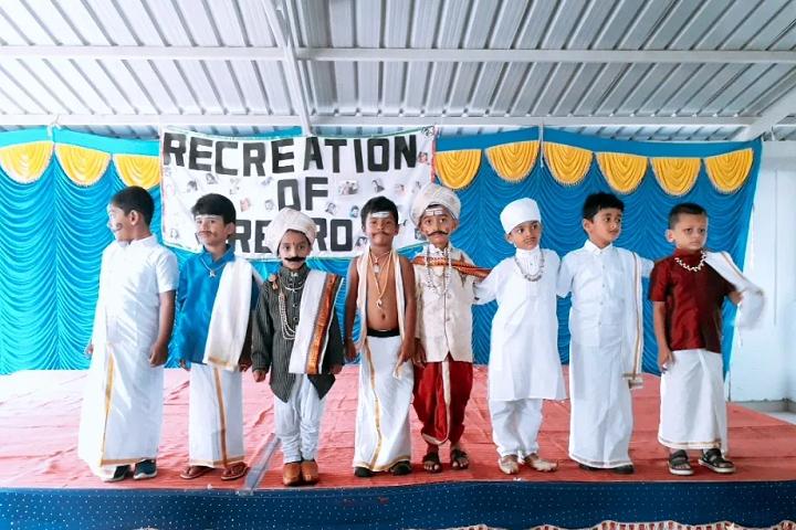 Anantha International School-Function