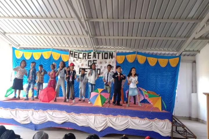 Anantha International School-Programme