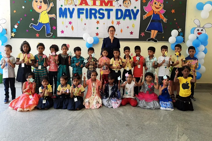 Anantha International School-Students