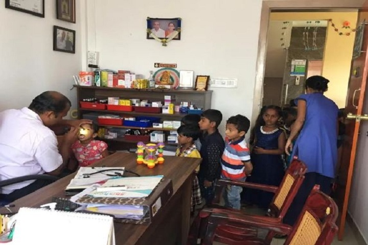 Adhyayan School- Health Check Up
