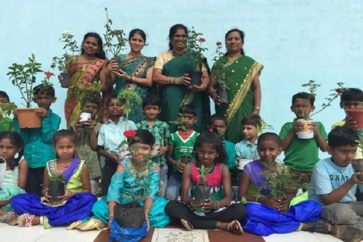 Adhyayan School-World Environmental Day