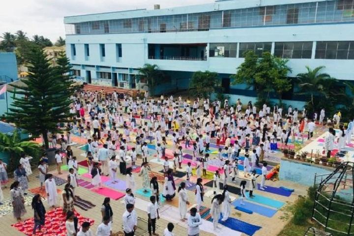 Adhyayan School-Yoga
