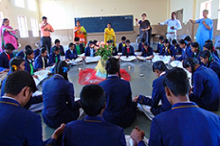 Holy Spirit School-Activities