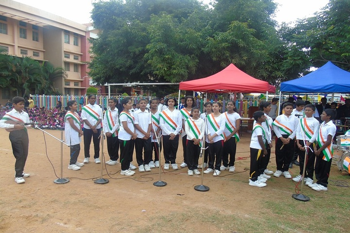 Holy Spirit School-Independence Day Celebrations
