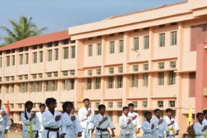 Holy Spirit School-Karate