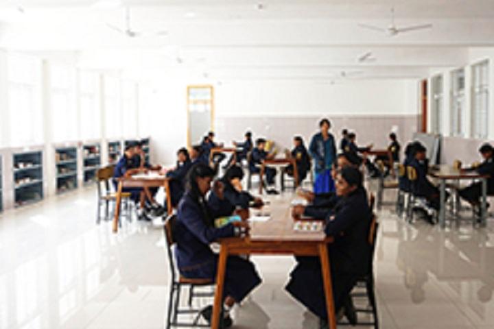 Holy Spirit School-Library
