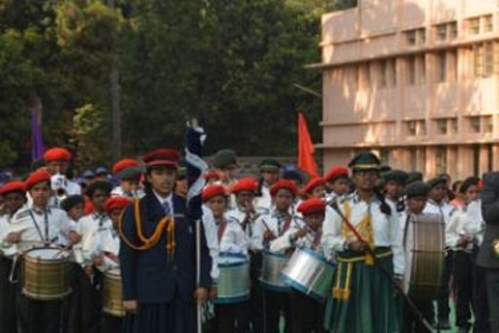 Holy Spirit School-School Band