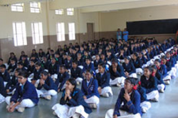 Holy Spirit School-Seminar Hall