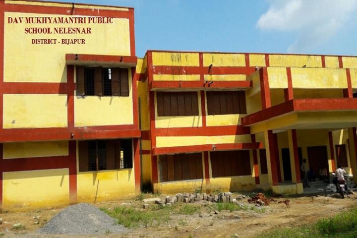 Dav Mukhyamantri Public School-Campus View