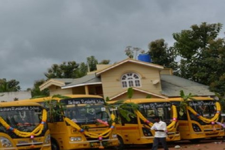 Akshara Residential School-Bus