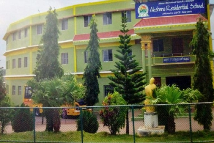 Akshara Residential School-Campus