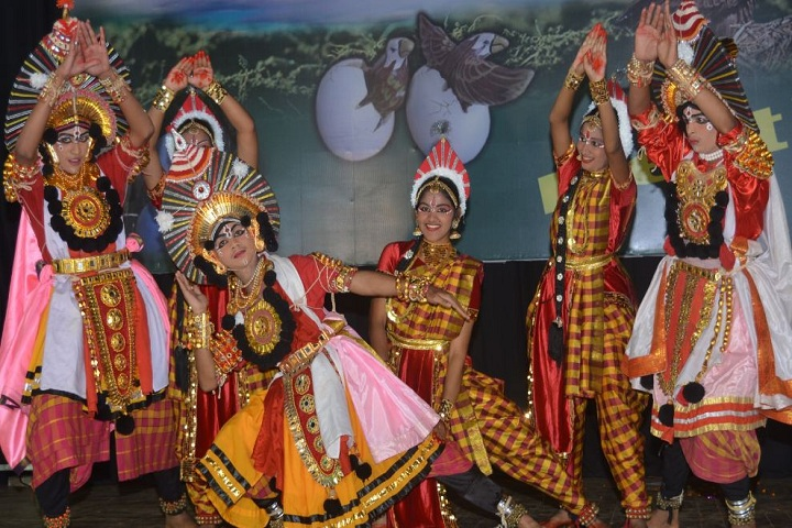 Akshara Residential School-Festival Celebrations