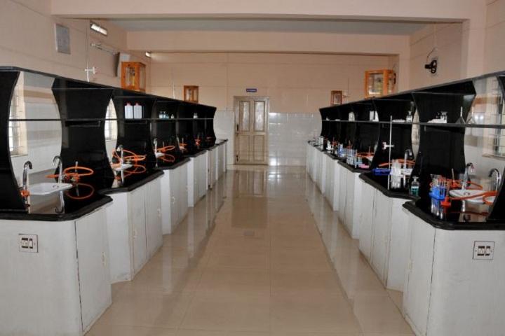 Santhome Public School-Chemistry Lab