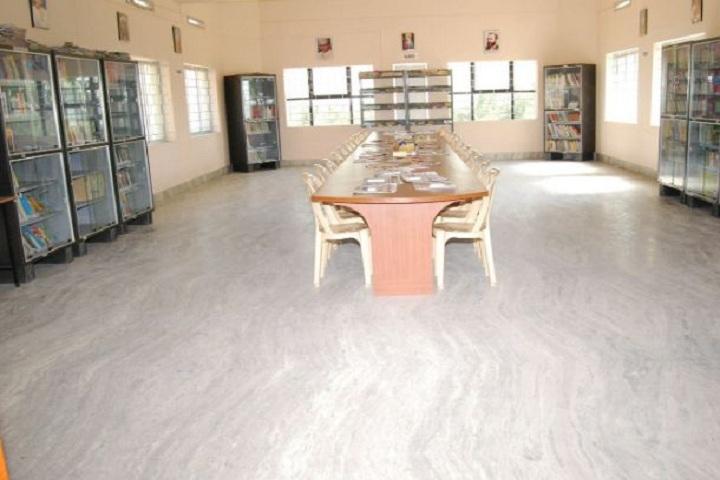 Santhome Public School-Library