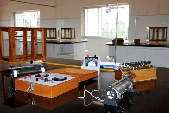 Santhome Public School-Physics Lab