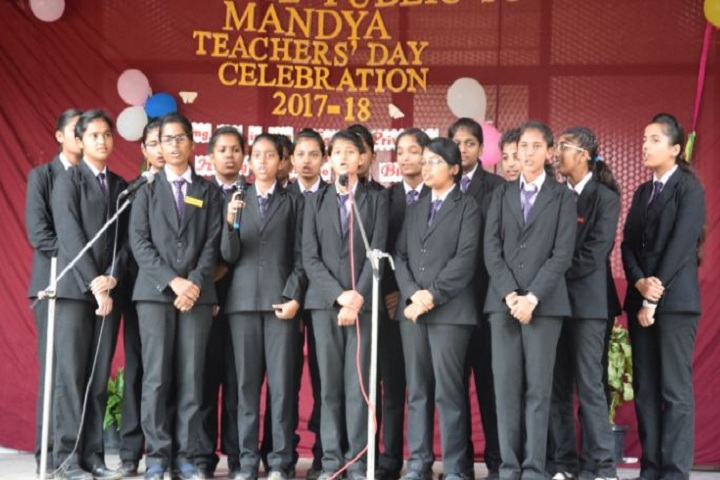 Santhome Public School-Singing