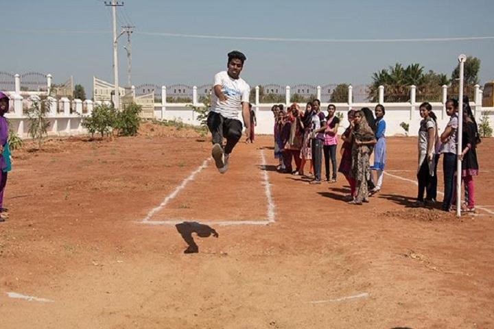 Santhome Public School-Sports