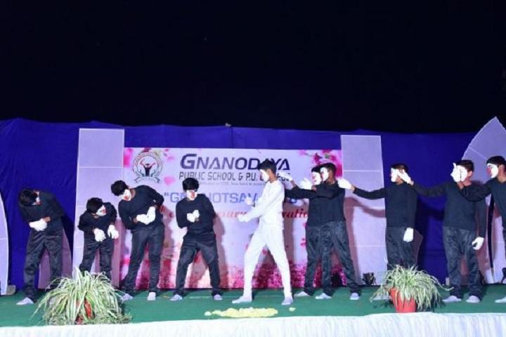 Gnanodaya Public School-Annual Day
