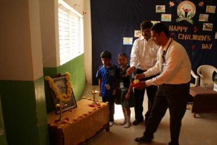 Gnanodaya Public School-Childrens Day Celebrations