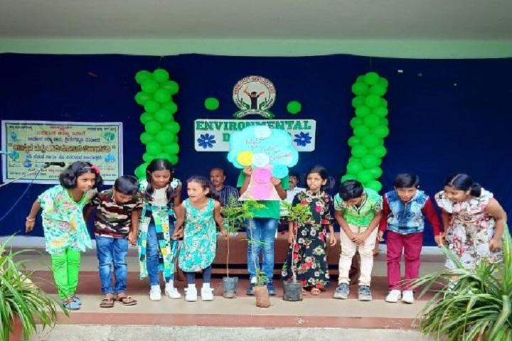 Gnanodaya Public School-Environment Day Celebrations