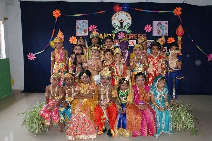 Gnanodaya Public School-Fancy Dress