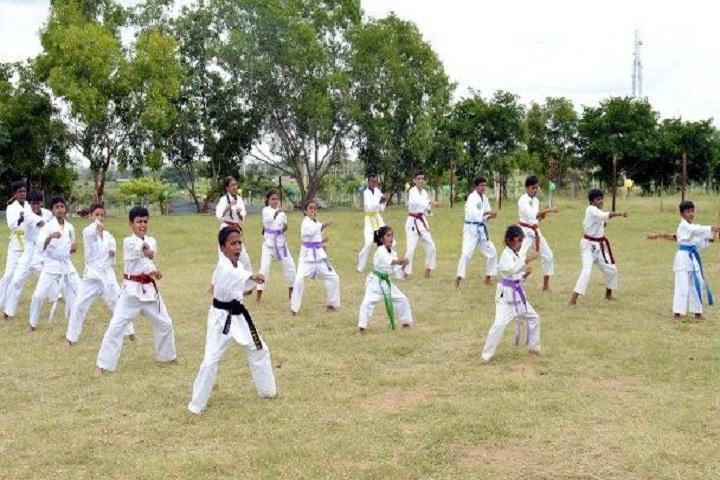 Gnanodaya Public School-Karate