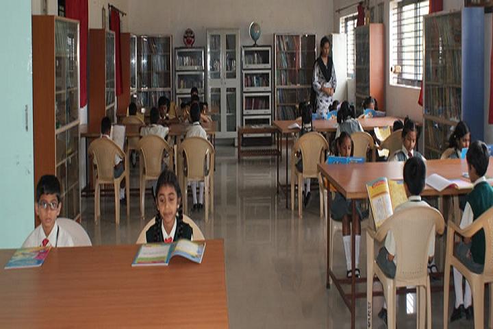 Gnanodaya Public School-Library