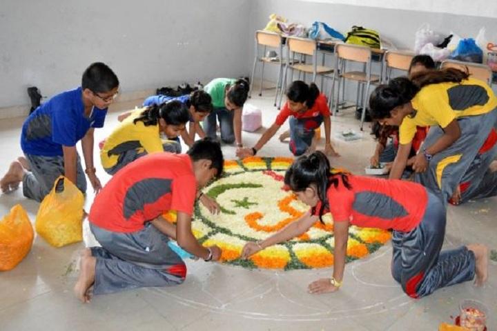 Gnanodaya Public School-Onam Celebrations