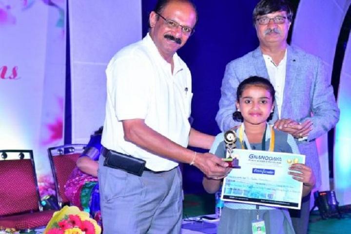 Gnanodaya Public School-Prizes
