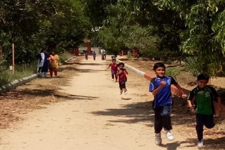 Gnanodaya Public School-Running Competition