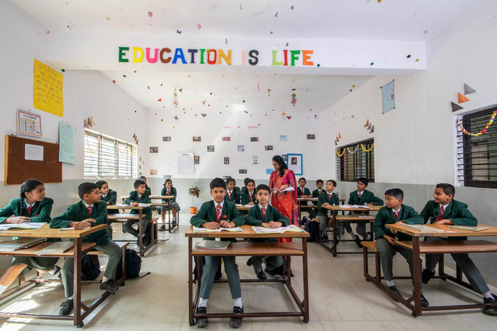 Gnanodaya Public School-Classroom