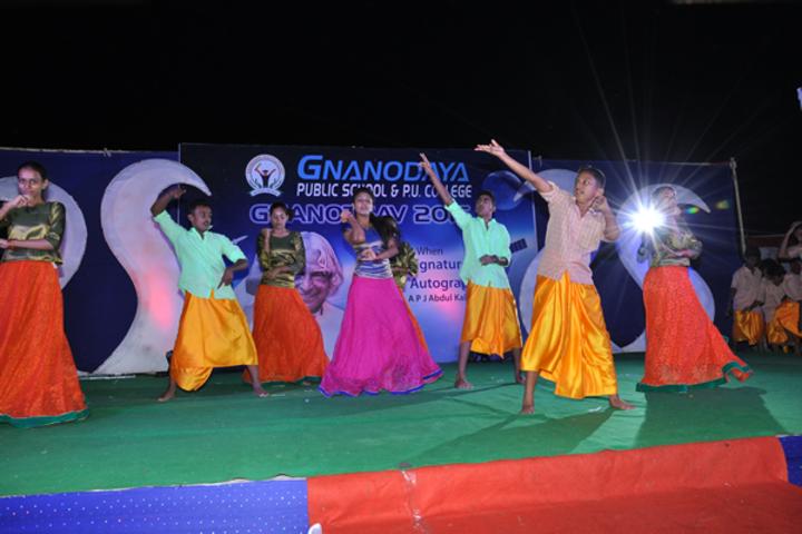 Gnanodaya Public School-Dance