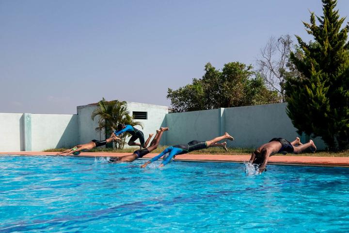 Gnanodaya Public School-Swimming Pool